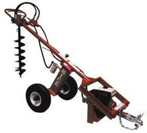 Where to find 1 PERSON TOWABLE AUGER in Santa Cruz