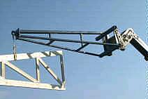 Where to find TRUSS BOOM 12  for FRWD REACH FORKLIFT in Santa Cruz
