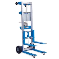 Rental store for 12  MATERIAL LIFT 350 POUND CAPACITY in Santa Cruz CA