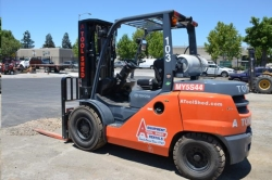 Rental store for 15  WAREHOUSE FORKLIFT 10,000 LBS CAP in Santa Cruz CA