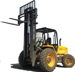 Rental store for 21  FORKLIFT 4X4 8,000 LBS CAPACITY in Santa Cruz CA