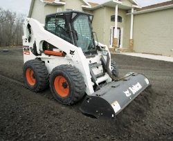 Rental store for SKID STEER TRACTOR TILLER, 60  WIDE in Santa Cruz CA