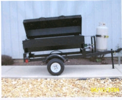 Rental store for TOWABLE PROPANE BARBEQUE with GRILL in Santa Cruz CA