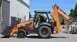 Rental store for CASE 4x4 BACKHOE TRACTOR LOADER in Santa Cruz CA