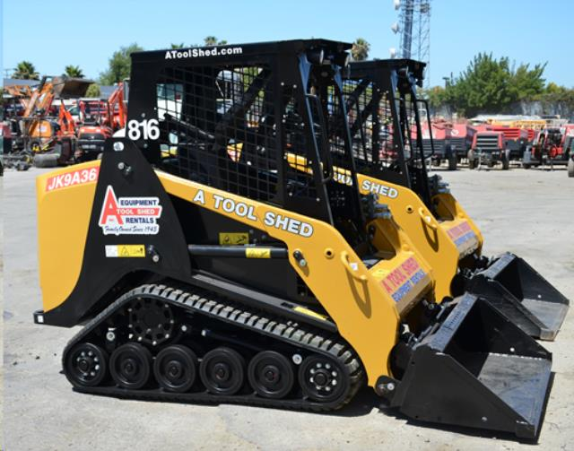 Where to find 48  TRACK SKID STEER LOADER TRACTOR in Santa Cruz
