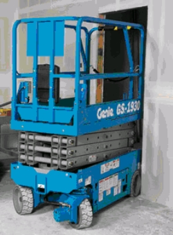 Rental store for GENIE INDUSTRIES GS1930 SCISSOR LIFT in Santa Cruz CA