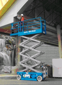 Rental store for GENIE INDUSTRIES GS2632 SCISSOR LIFT in Santa Cruz CA