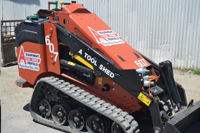 Where to find 44  DIESEL MINI TRACK SKID STEER LOADER in Santa Cruz