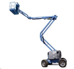 Rental store for GENIE INDUSTRIES Z45 25J 4x4 BOOM LIFT in Santa Cruz CA