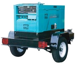 Rental store for 400 AMP ARC WELDER   14 KW GENERATOR in Santa Cruz CA