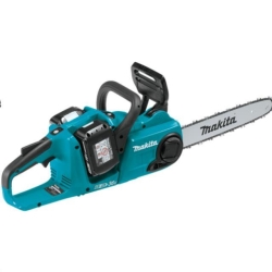 Rental store for 14  MAKITA 36V CORDLESS CHAINSAW in Santa Cruz CA