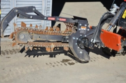 Rental store for SK750 TRENCHER  ATTACHMENT, 30  DEPTH in Santa Cruz CA