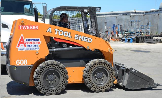 Where to find 60  SKID STEER TRACTOR LOADER in Santa Cruz
