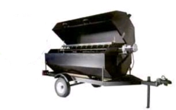 Rental store for LARGE TOWABLE CHARCOAL BBQ with GRILL in Santa Cruz CA