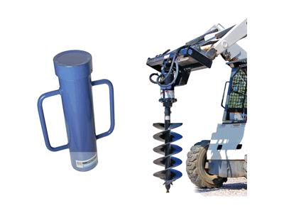 Rent Auger, Post Hole Digger & Post Drivers