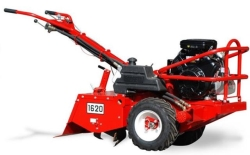 Used Equipment Sales 16 HP REAR TINE HYDRAULIC DRIVE TILLER in Santa Cruz CA