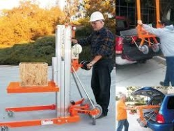 Used Equipment Sales 16  MATERIAL LIFT 650 POUND CAPACITY in Santa Cruz CA