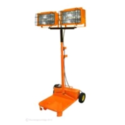 Used Equipment Sales FLOOD LIGHT DUAL FIXTURE 500 WATT EACH in Santa Cruz CA