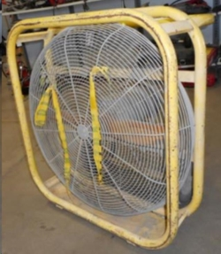 Used Equipment Sales FAN, PROPELLER LARGE in Santa Cruz CA